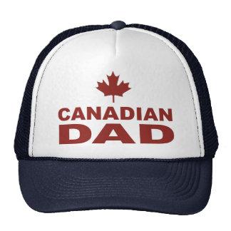 Canadian Dad Hats