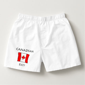 Canadian, Eh?? Boxers