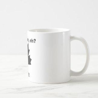 Canadian eh? coffee mug