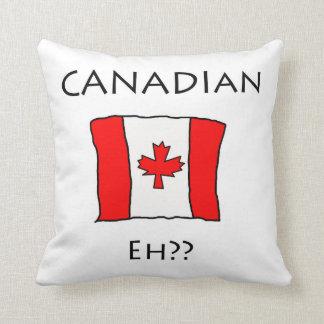 Canadian, Eh? Cushion