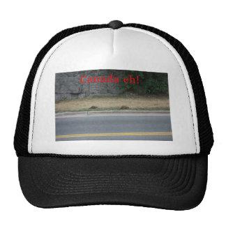 Canadian eh! trucker hat