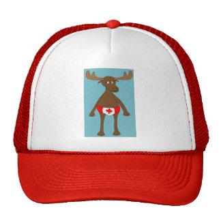 Canadian, Eh? Moose Cap