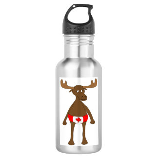 Canadian, Eh? 532 Ml Water Bottle