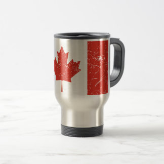 Canadian Eh! Travel Mug