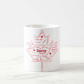 Canadian Essential Coffee Mug
