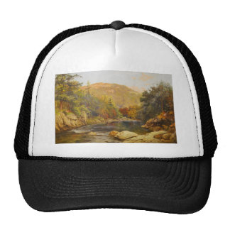 Canadian Fall by Otto Reinhold Jacobi 1870 Hat