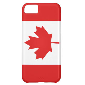 Canadian Flag Barely There iPhone 5 Case