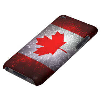 Canadian Flag Barely There iPod Case