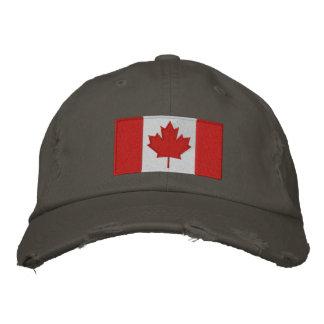 Canadian Flag Baseball Cap
