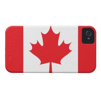 Canadian flag blackberry bold case