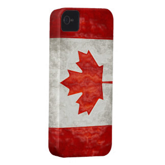 Canadian Flag BlackBerry Bold Case-Mate Barely The iPhone 4 Case-Mate Case