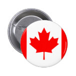 Canadian flag button