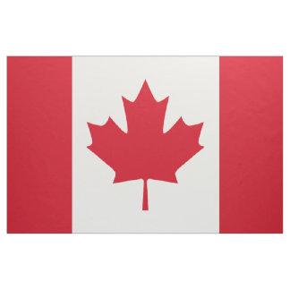 Canadian Flag Fabric