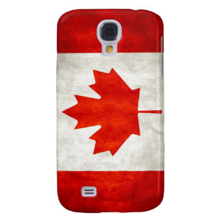 Canadian Flag Galaxy S4 Cover