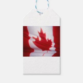 CANADIAN FLAG GIFT TAGS