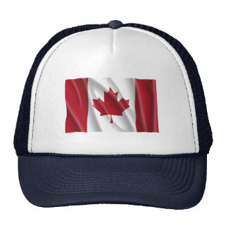 CANADIAN FLAG HAT