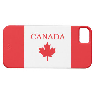 Canadian Flag iPhone 5 Cover