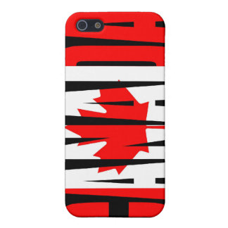 Canadian Flag iPhone case Cover For iPhone 5/5S