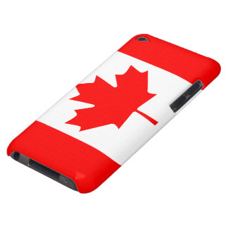 Canadian Flag iPod Touch Case
