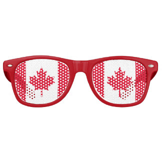 Canadian Flag Maple Leaf Red White Canada