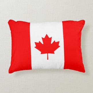Canadian Flag of Canada Maple Leaf Decorative Cushion