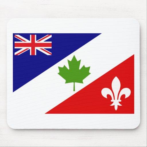 Canadian Flag Proposal (1939) Mousepads