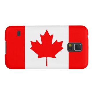 Canadian Flag Samsung Galaxy Nexus Case For Galaxy S5