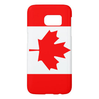 Canadian Flag Samsung Galaxy S7 Case