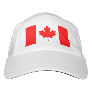 Canadian flag sports hats for CANADA DAY Hat