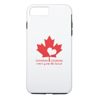 Canadian Foodie iPhone 7 Plus Case