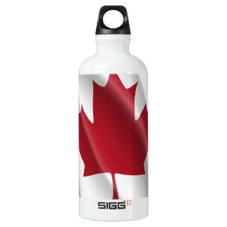CANADIAN GAY PRIDE FLAG WAVY DESIGN SIGG TRAVELLER 0.6L WATER BOTTLE