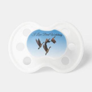 Canadian geese flying together kids design dummy