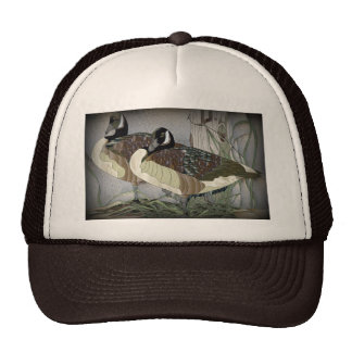 Canadian Geese Mesh Hats