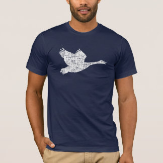 Canadian Goose Faded T-shirt