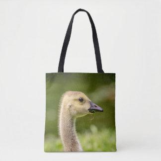 Canadian Goose (Gosling) Tote Bag