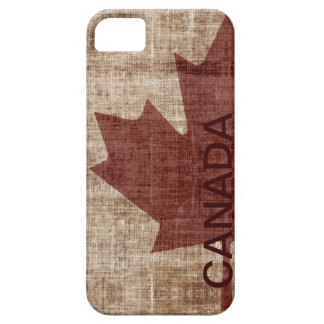 Canadian grunge flag i-phone  case