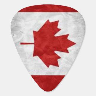 Canadian Grunge Guitar Pick
