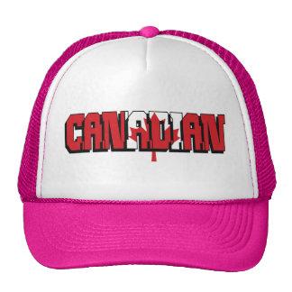 Canadian Mesh Hats