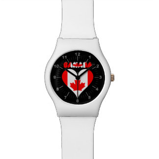 Canadian heart watch