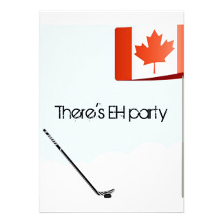 Canadian Hockey Card Announcement