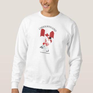 Canadian Hockey Gold Medal Team Sweatshirt