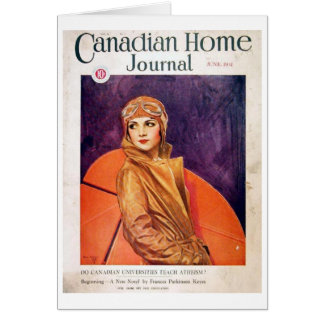 Canadian Home Journal 1931 Card