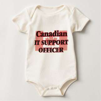 Canadian It Support Officer Romper