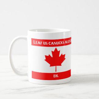 Canadian Leaf Mug
