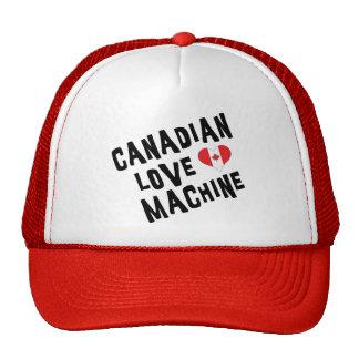 Canadian Love Machine Hat