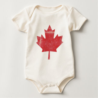 Canadian Made Baby Baby Bodysuit