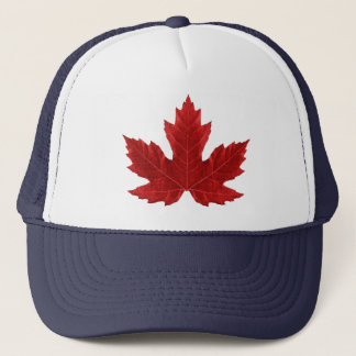 Canadian Maple Leaf Cap