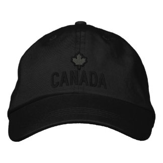 Canadian Maple Leaf Embroidery Canada Embroidered Baseball Caps