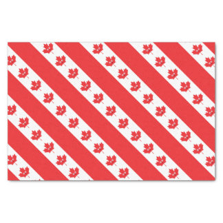 Canadian Maple Leaf Face Tissue Paper