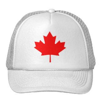 Canadian Maple Leaf Hat